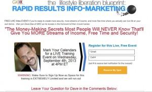 Dave Dee - Free Money Making Secrets
