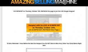 Amazing Selling Machine - Hot Product Showcase