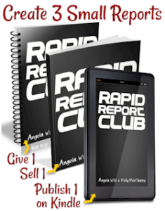 Kelly McCausey - Rapid Report Club