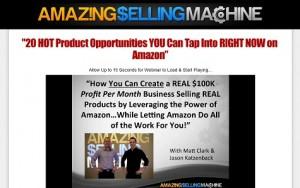 Matt Clark - Top Selling Amazon Products