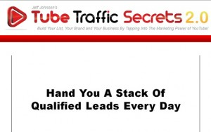 Jeff Johnson -Tube Traffic Secrets2