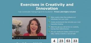 Sharyn Sheldon - Exercises in Creativity and Innovation
