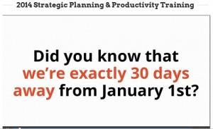 Ronnie Nijmeh - 2014 Strategic Planning