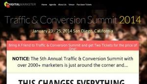 Ryan Deiss - Traffic and Conversion Summit 2014
