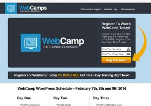 Armand Morin - Webcamp WordPress