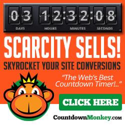 Countdown Monkey
