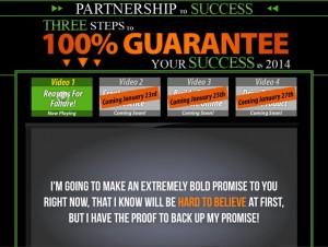 John Thornhill - 100 percent success rate