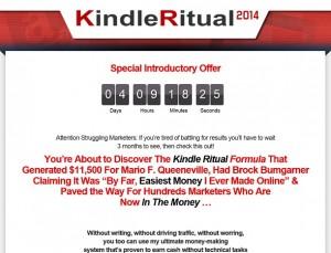 Kindle Ritual