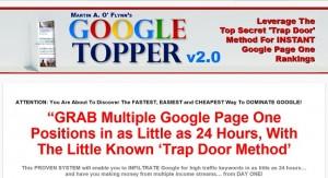 MAO Flynn - Google Topper