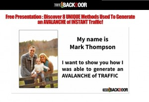 Mark Thompson - Traffic Backdoor