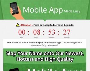 Mobile App PLR