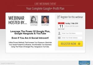 Sue & Dan Worthington - Power of Plus Bootcamp
