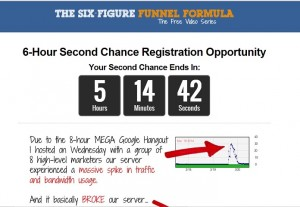 Todd Brown - Six Figure Funnel Formula 2nd Chance