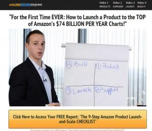 Amazing Selling Machine - Top of Amazon
