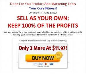 Kate Rieger - Your Core Fitness Income PLR