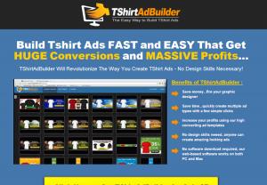 TShirt Ad Builder