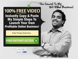 Anik Singal Free Training Video