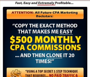 CPA Cash Demon