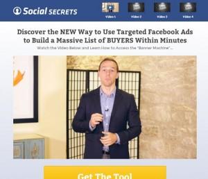 Social Secrets Video 1