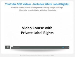 You Tube SEO Video Course