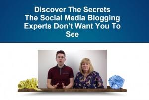 Social Blog Blueprint