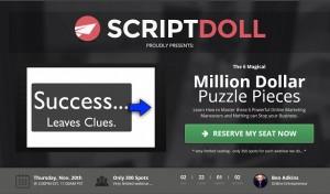ScriptDoll - Webinar