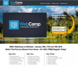 Mindset WebCamp