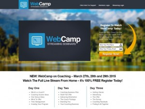 Webcamp Coaching