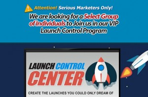 Product Launch Control