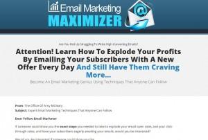 Email Marketing Maximizer
