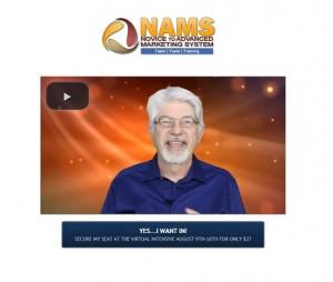 NAMS Marketing Intensive 2015