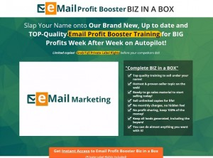Email Profit Booster PLR