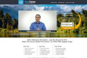 WebCamp 30x System
