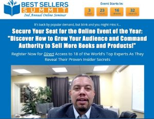 Best Sellers Summit 2017